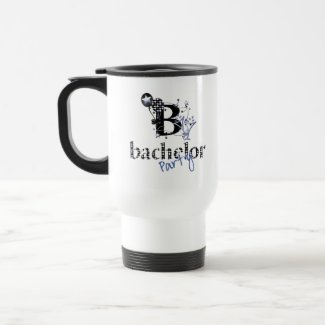 Bachelor Party Favors Coffee Mugs