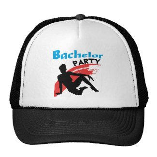 Bachelor Party Favors Hat