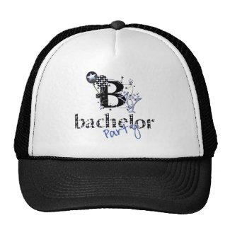 Bachelor Party Favors Hats
