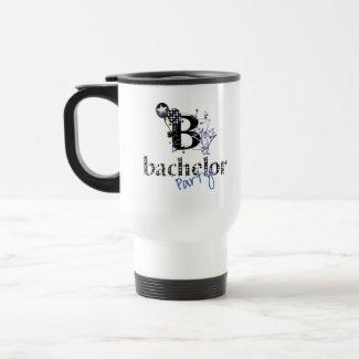 bachelor night mug