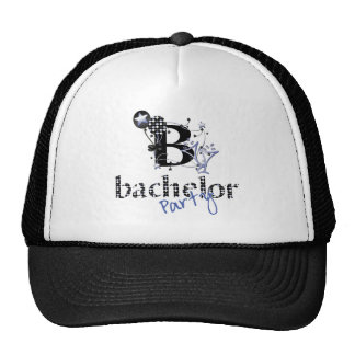Bachelor Party Favors Trucker Hat