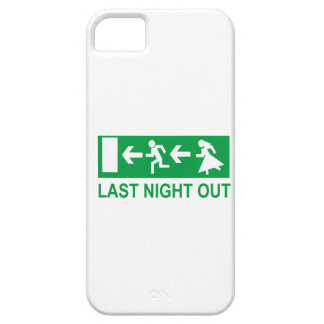 bachelor party iPhone 5 Case-Mate cárcasas