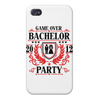bachelor party game over 2012 cover for iPhone 4