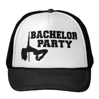 Bachelor Party girl Trucker Hat