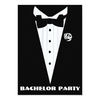 bachelor party,groom shower,stag party.... card