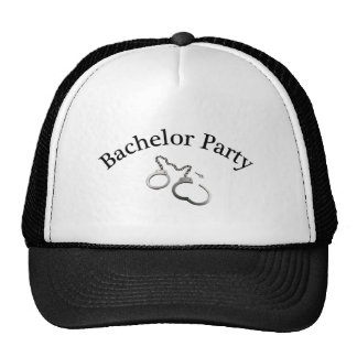 Bachelor Party Mesh Hats