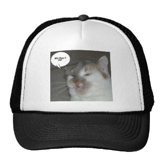 Bachelor Party Humor Mesh Hat