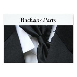 Bachelor Party Custom Announcement