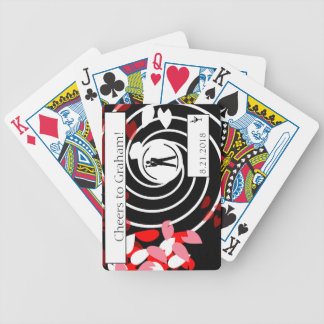 Bachelor Party Keepsake Playing Cards