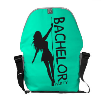 Bachelor Party Courier Bags