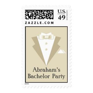 Bachelor Party Suit Medium Postage