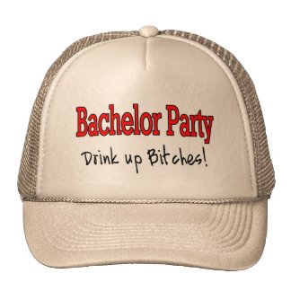 boob hat bachelor party