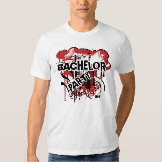 Bachelor party urban grunge boys night out T-Shirt