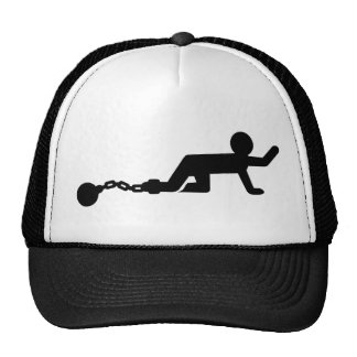 Bachelor Party Wedding slave Hat
