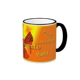 Bachelorete party mug