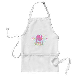 Bachelorette bash adult apron