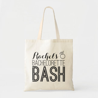 Bachelorette Bash  Bachelorette Tote Budget Tote Bag