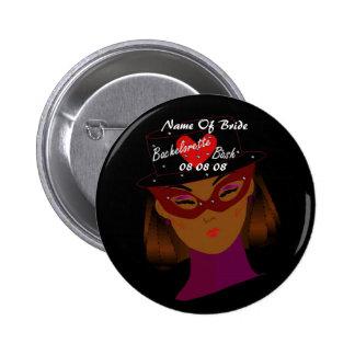 """Bachelorette Bash"" Button - Customizable"
