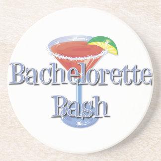 Bachelorette Bash coasters
