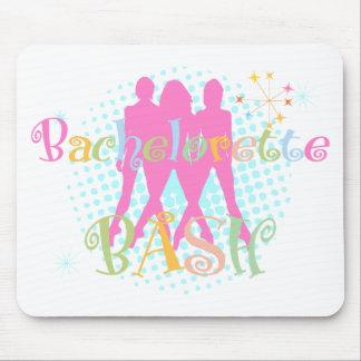 Bachelorette bash mouse pad