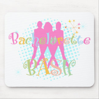 Bachelorette Bash Mouse Pad