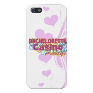 bachelorette casino party wedding bridal shower iPhone 5 case