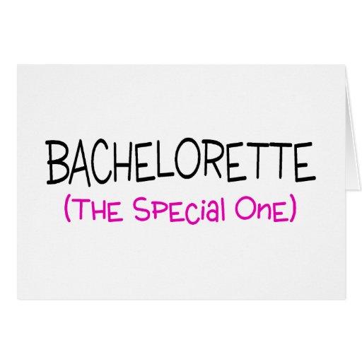 Bachelorette el especial tarjetas