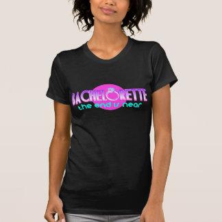 Bachelorette el extremo está cerca camisetas