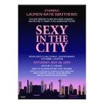 Bachelorette/fiesta del cartel de película de la r comunicados personalizados
