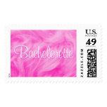 Bachelorette - franqueo rosado de la belleza