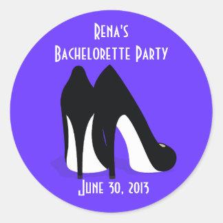 Bachelorette Heels Sticker