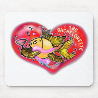 Bachelorette  Hen Party Fish Mouse Pad