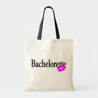 Bachelorette (Kiss) Budget Tote Bag