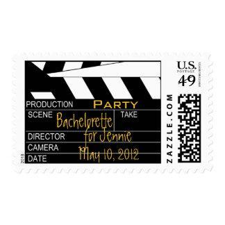 Bachelorette Movie Wedding Postage