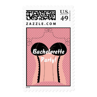 Bachelorette Party, Bachelorette Party! Postage Stamps
