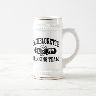 Bachelorette Party Beer Stein