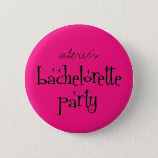 Bachelorette Party Button