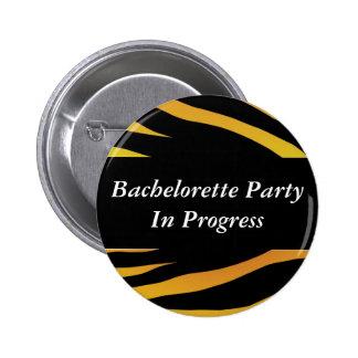Bachelorette Party Pinback Buttons