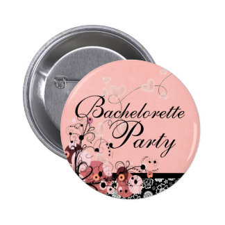 Bachelorette Party  by Request 2 Inch Round Button