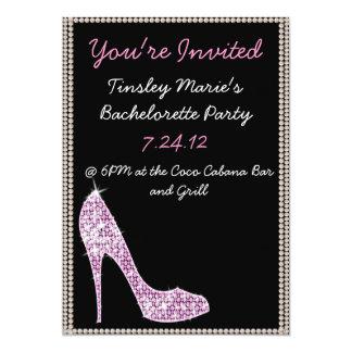 Bachelorette Party Card