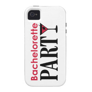 Bachelorette party case for the iPhone 4