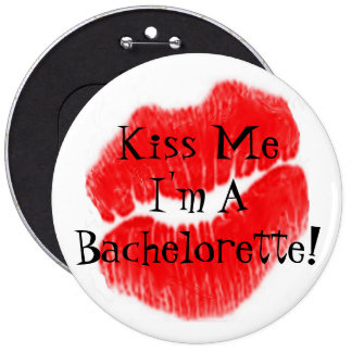 Bachelorette Party Days 6 Inch Round Button