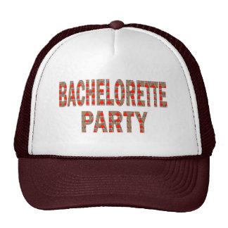 Bachelorette Party: Engagement, Wedding LOWPRICE G Trucker Hats