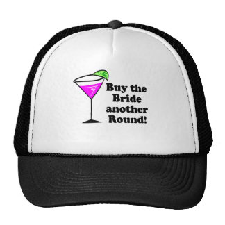 Bachelorette Party Favors Trucker Hat