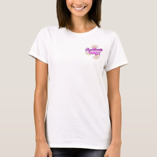 Bachelorette Party Gift Idea T-Shirt