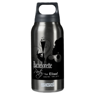 Bachelorette Party Girls Night Out Cocktail Party Insulated Water Bottle