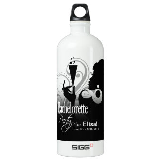 Bachelorette Party Girls Night Out Cocktail Party Water Bottle