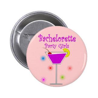 Bachelorette Party Girls T-Shirts Gifts Pin