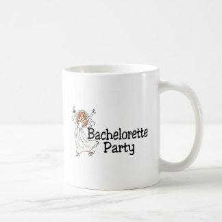 Bachelorette Party Happy Bride Coffee Mug