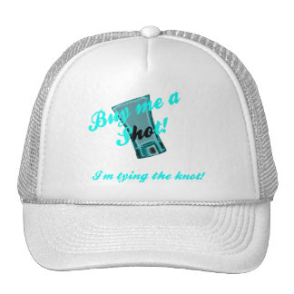 Bachelorette Party Hat for the Bride to Be Hat